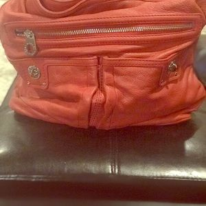 Marc by Marc Jacobs Hobo Bag - Red